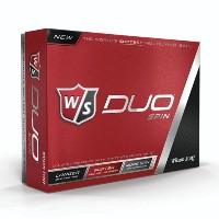 Wilson Staff DUO Spin Golf Balls【ゴルフ ボール】