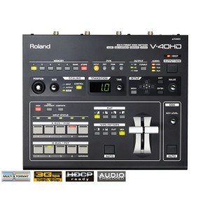 Roland ( ローランド ) V-40HD ◆ Multi-Format Video Switcher [ 映像・音声関連機器 ][ 送料無料 ]