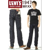 LEVIS VINTAGE CLOTHING 1947 47501-0168-0136 リーバイス ヴィンテージクロージング 501xx CONE XXDENIM【リーバイス501xxジーンズ...