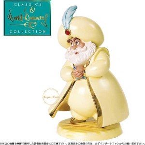WDCC アラジン サルタン 1232527 ウォルト ディズニー クラシックス コレクション Disney wdcc fawning father the sultan from Aladdin ...