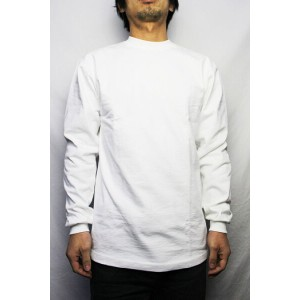 キャンバー(CAMBER)#305 MAX-WEIGHT JERSEY LONG SLEEVE TEE(COLOR : WHITE)【05P05Nov16】【MFS0301】