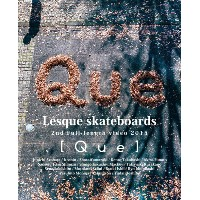 【LESQUE】QUE 【レスケ】【スケートボード】【映像/DVD】