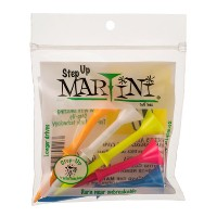Martini Tees Martini Step Up Golf Tees (Package of 5)【ゴルフ その他のアクセサリー>ティー】