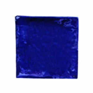 SPICE/CLAY TILE BLUE 100×100/MKCS012【01】【取寄】[5個]《 ガーデニング用品 ガーデン家具 タイル・レンガ 》