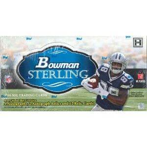 ■セール■NFL 2010 BOWMAN STERLING