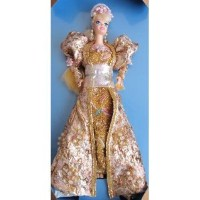 Gold Jubilee BARBIE Doll ULTRA Limited Edition 2nd Series 35th Anniversary w Shipper (1994 Timeles