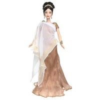 Dolls of the World The Princess Collection: Princess of Ancient Greece Barbie