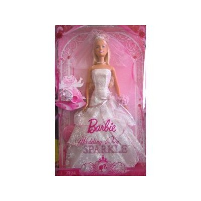 Barbie Wedding Day Sparkle Doll (2008)
