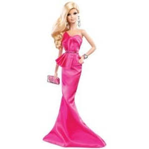 Barbie(バービー) The Look: Pink Gown Barbie(バービー) Doll ドール 人形 フィギュア