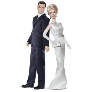 Barbie バービー Collector Pillow Talk: Doris Day And Rock Hudson Doll ドール Gift Set
