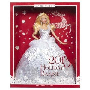 Barbie バービー Collector 2013 Holiday Doll ドール 人形 おもちゃ