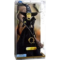"""Disney (ディズニー)Oz The Great and Powerful - Wicked Witch of the West Doll - 11 1/2"""" H ドール 人"""