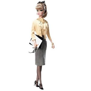Barbie バービー Career - The Secretary Barbie バービー Doll International Exclusive 人形 ドール