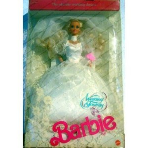 1989 Wedding Fantasy Barbie バービー 人形 ドール