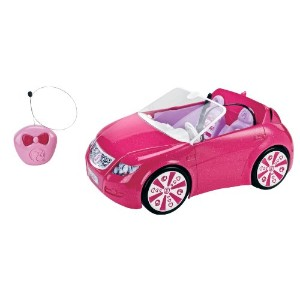 バービーBarbie R/C Convertible Vehicle   X5450