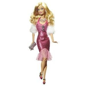 Barbie バービー Fashionistas Glam Doll ドール