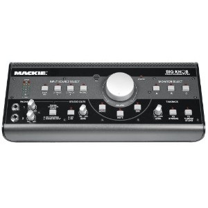■Mackie BIG KNOB STUDIO COMMAND SYSTEM オーディオコマンドセンター