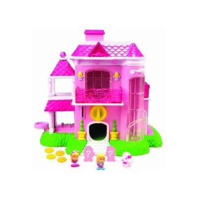 Blip Toys Squinkies Barbie Dream House Playset
