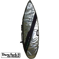 "Dura Sack8【デュラサック8】 ショートボードケース THE DAY 6'7"" [PVC Silver] SHORT BOARD CASE THE DAY 6'7"" Multi Spec ..."