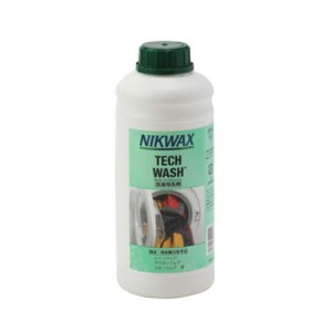 ★NIKWAX〔ニクワックス〕 TECH-WASH 〔洗濯用洗剤〕 BE183 〔1リットル〕【isyo】