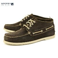 """Sperry Top-Sider """"A/O BROWN"""" スペリートップサイダー デッキシューズ"""