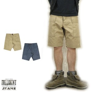 FULLCOUNT フルカウント BIG POCKET CARGO SHORTS 1905