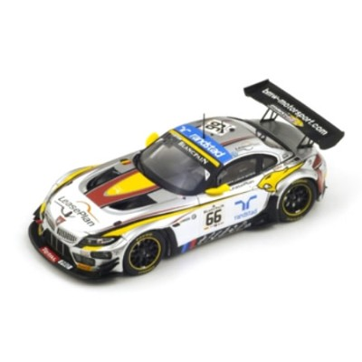 Spark 1/43 BMW Z4 No.66 24H SPA 2014
