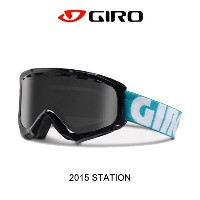 2015 GIRO ジロ ゴーグル GOGGLE STATION DYNASTY GREEN COLOR BLOCK/BLACK LIMO