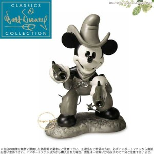 WDCC ミッキーの二丁拳銃 カウボーイ Two Gun Mickey Mouse Quick Draw Cowboy 1230057 □