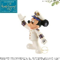 WDCC キャプテン ミッキー 楽しいディズニー クルーズ ライン Mickey Mouse Set Sail for Fun Disney Cruise Line Exclusive...