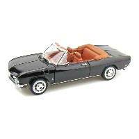 Road Signature 1:18 1969年モデル シボレー コルベア モンツァ コンバーティブル1969 Chevrolet Corvair Monza 1/18 by Lucky...