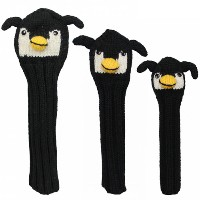 Sunfish Animal Headcover Collection Penguin Headcovers【ゴルフ アクセサリー>ヘッドカバー】