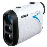 Nikon COOLSHOT 20 Golf Laser Rangefinders (Instant Savings)【ゴルフ アクセサリー>レーザー測定器】