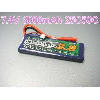 Turnigy nano-tech 7.4V 3000mAh 25C50C