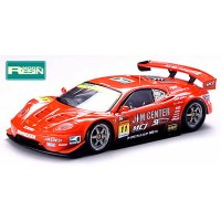 エブロ 1/43 スーパーGT 2006 JIM CENTER FERRARI DUNLOP No.11