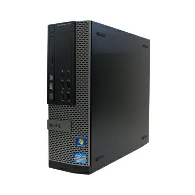 中古パソコン DELL Optiplex 7010SF Windows7 Pro Core i3 3.3GHz 4GB 250GB DVDROM 【中古】【デスクトップ】