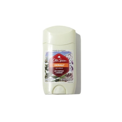 """【73g】【US買い付け品】OLD SPICE / FRESH COLLECTION """"DENALI"""" DEODORANT STICK white"""