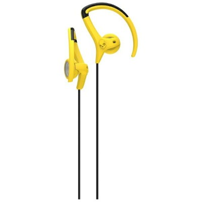 SKULLCANDY [防滴仕様]耳かけ型イヤホン Chops bud Yellow/Black (YELLOW/BLACK/YELLOW) J4CHGZ-411 1.2mコード[CHOPSBUDYE...