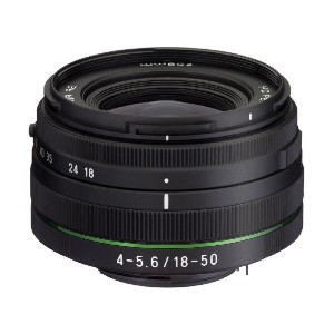 【送料無料】PENTAX HD PENTAX-DA 18-50mmF4-5.6 DC WR RE HD DA18-50 DC WR RE [HDDA1850DCWRRE]