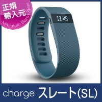【Fitbit Charge】【カラー:スレート】活動量計・睡眠計リストバンド
