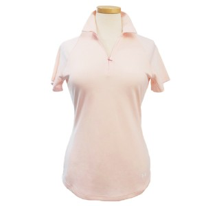Under Armour Ladies Brassie S/S Polo Shirts【ゴルフ レディース>トップス】