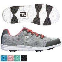 FootJoy Ladies Enjoy Engineered Mesh Spikeless Shoes【ゴルフ レディース>スパイクレスシューズ】