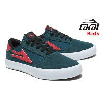 【LAKAI】PICO -Kids- カラー:ink blue suede 【ラカイ】【スケートボード】【キッズ】【シューズ】