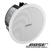 BOSE DS40FW ホワイト 1本単品 日本正規品!天井埋め込み型スピーカー