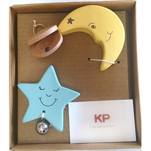 Kids Percussion クレッセントセット KP-198/CRS