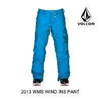 2013 VOLCOM ボルコム パンツ WOMEN'S WILD INSULATED PANT COS