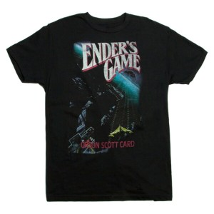 【Out of Print】 Orson Scott Card / Ender's Game Tee (Black)