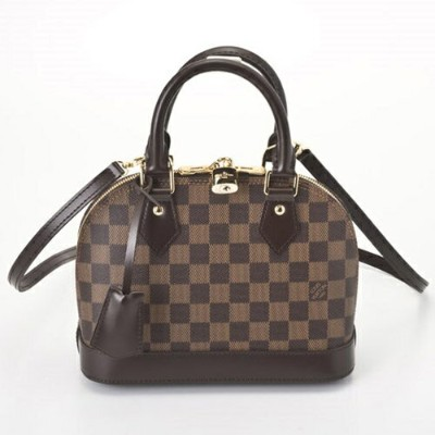 LOUIS VUITTON ルイヴィトン バッグ N41221 ダミエ アルマBB