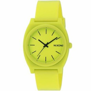 NIXON ニクソン THE TIME TELLER A1191262 イエロー●【新品・未使用・正規品】