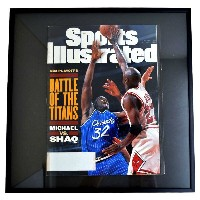 NBA ブルズ マイケル・ジョーダン フォトフレーム Photo Frame in Sports Illustrated 1995/5/22